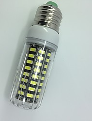 10W E27 Ampoules Maïs LED T 72 SMD 5733 1000 lm Blanc Chaud Blanc 2700-6500 K Intensité Réglable Décorative AC 100-240 V