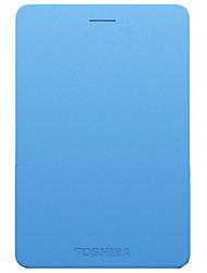 Toshiba alumine 1tb 2,5 pouces usb3.0 disque dur mobile bleu