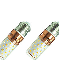 8W E27 LED Corn Lights T 60 SMD 2835 800 lm Warm White White 3000-3500/6000-6500 K AC85-265 110 V