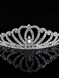 2017 New Crystal Bridal Wedding Hair Accessories Hair Combs Crown Tiara Wedding Gifts Womens Hair Jewelry Bride Comb