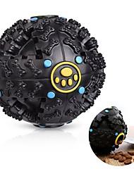 Brinquedo Para Gato Brinquedo Para Cachorro Brinquedos para Animais Bola Brinquedos para roer Interativo Brinquedos que Guincham rangido