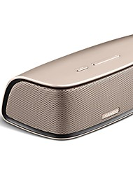 New iKANOO i808 Bluetooth  Speaker Aluminum Portable 10W Wireless Speaker Built-in 1200mAh Battery Stereo Sound Box Subwoofer