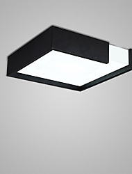 cheap -Square Ceiling Light/Simple Creative Style/Comtemporary LED Creative Fashion Modern/Contemporary Painting Feature for Matte Mini Style Decorative LED