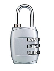economico -in&Er mms-01 password sbloccato codice a tre cifre lock dail lock lock password lock lock