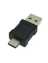 cheap -USB 2.0 / Type-C Portable / High Speed Adapter Samsung / Huawei / LG for 0.05 cm For Plastics