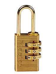 economico -620MCND Lucchetto Rame Sblocco della password per Trolley / Palestra / Valigia