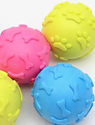 Недорогие -Жевательные игрушки для кошек Жевательные игрушки для собак Прочный Кость Ластик Назначение Собака Щенок