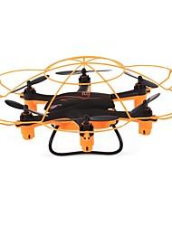 RC Drone Q383 4 Canaux 6 Axes 2.4G Avec Caméra HD 720P Quadri rotor RC FPV Eclairage LED Auto-Décollage Sécurité Intégrée Mode Sans Tête