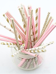 cheap -Drinking Straws Paper,Wine Accessories High Quality CreativeforBarware 19.5*8.5*1.2 0.031
