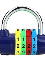 Недорогие -YHZ-96026 Замок сплав цинка Разблокировка пароля для Чемоданы на колёсиках / Для спортивного зала / Чемодан
