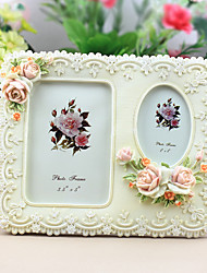 Picture Frames Casual Retro Novelty Resin Double Form Originality Decorate