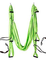 Недорогие -Гамак для аэройоги С Ремень для флай-йоги / Гамак для йоги / Пена с подкладкой Нейлоновое волокно Тренировка Антигравити Декомпрессионная инверсионная терапия Для