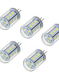 5W G4 LED Doppel-Pin Leuchten T 18 Leds SMD 2835 Warmes Weiß Kühles Weiß 450-550lm 2700-6500