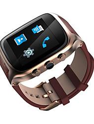 Smart watchResistente all'acqua Long Standby Contapassi Video Controllo vocale Registro delle attività Sportivo Telecamera Monitoraggio