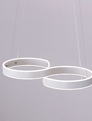 economico -Luce moderna del pendente 30watt 90-265v per il salotto della sala da pranzo