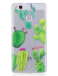 economico -Cassa per telefono huawei p10 lite p10 telefono tpu materiale imd processo cactus modello hd telefono caso onore 8 p9 lite p8 lite y6 ii