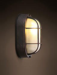 cheap -Country Modern / Contemporary Wall Lamps & Sconces For Metal Wall Light 110-120V 220-240V 60W