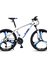 Mountain Bike Cycling 27 Speed 26 Inch/700CC SL-TS-38-9 Oil Disc Brake Suspension Fork Aluminium Alloy Frame Ordinary/Standard Anti-slip