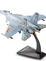 The model of the Cadillac model plane model 17 2 flying shark carrier j-15 military fighter jet alloy