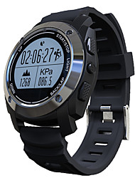 abordables -Montre Smart Watch YYS928 for iOS / Android / iPhone GPS / Ecran Tactile / Moniteur de Fréquence Cardiaque Traqueur de pouls / Podomètre