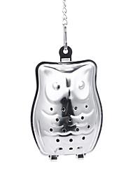 Owl Stainless Steel Tea Infuser