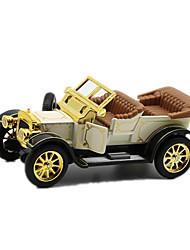 economico -Veicoli di metallo Veicoli a molla Macchine giocattolo Macchina d'epoca Giocattoli Auto Plastica Lega di metallo Pezzi Unisex Regalo