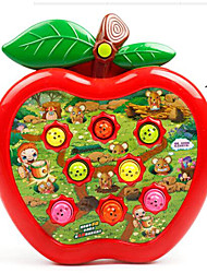cheap -Gopher Game Family Game Science & Discovery Toys Toys Apple Large Size Fun Plastics Wood Children's Boys Pieces