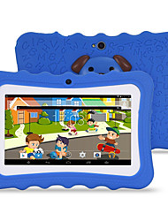 billiga -M711 7 inch Android Tablet ( Android 4.4 1024 x 600 Quad Core 512MB+8GB )
