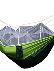 cheap -Camping Hammock with Mosquito Net Keep Warm Anti-Mosquito for Camping / Hiking Outdoor