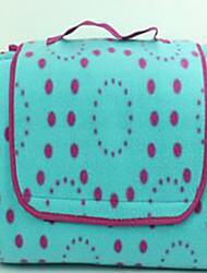 Недорогие -Одеяла На открытом воздухе Сохраняет тепло Водонепроницаемость EPE Алюминий Хлопок Отдых и Туризм Демисезонный