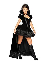 abordables -Conte de Fée Reine Costume de Cosplay Bal Masqué Costume de Soirée Féminin Halloween Carnaval Fête / Célébration Déguisement d'Halloween