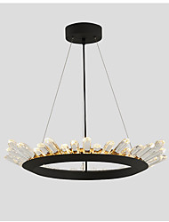 cheap -Modern contracted sitting room lamp droplight circular office of creative personality dining-room lamp art lamp led lamps and lanterns of translation
