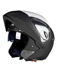 cheap -BLD 158  Motorcycle Helmet Two Lens Coat Helm Cross Country Full Helmet Running Helmet Men  Women Anti-fog Winter Helmet