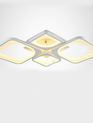 LED living Room Ceiling Light Atmosphere Modern Simple RectangleA