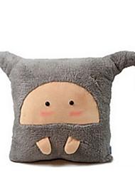 abordables -juguetes de peluche Cojín para dormir Almohada rellena Juguetes Cuadrado Unisex Piezas