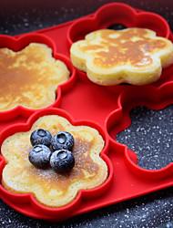 Strumenti Cookie per Egg Per utensili da cucina Silicone Strumento di cottura Ecologico