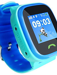 Kid's Fashion Watch Wrist watch Smart Watch Digital Rubber Band Blue Silver Pink