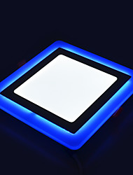 New Design Square LED Panel Downlight 6W 3 Model LED Panel Lights AC85-265V Recessed Ceiling Panel Lights