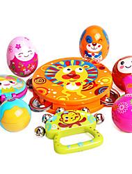 economico -Costruzioni Accessori per casa bambole Strumenti giocattoli Giocattoli Strumenti musicali Batteria Pezzi Bambino Regalo