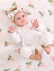 Baby Blanket 2 Pcs Headband Blanket Cute Baby Product