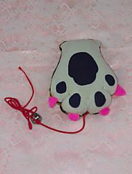Brinquedo Para Gato Brinquedo Para Cachorro Brinquedos para Animais Brinquedos Felpudos Elástico Tecido Algodão Para animais de estimação