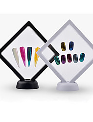 abordables -Glitters Clásico Transicional Accesorio para herramienta de arte de uñas Glitters Clásico Transicional Alta calidad Diario