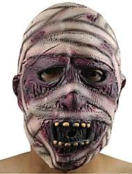 1pcs latex rubber grimace monster masque de maman pour adultes halloween fournitures de fête