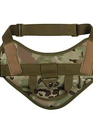 economico -Cane Gilè Abbigliamento per cani Sportivo Solidi Verde cacciatore Camouflage colore Cachi Costume Per animali domestici