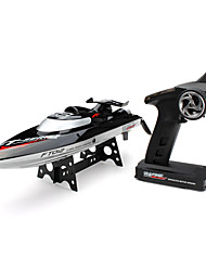 cheap -RC Boat Fei Lun FT012 Speedboat ABS 2 Channels 45 KM/H RTF with Water Cooling Systerm Large Size
