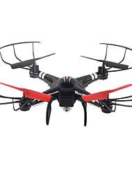 preiswerte -RC Drohne WL Toys Q222 4 Kanäle 2.4G Ohne Kamera Ferngesteuerter Quadrocopter Ein Schlüssel Für Die Rückkehr Kopfloser Modus Schweben
