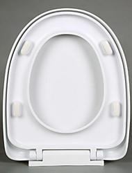 il sedile premiumtoilet si adatta alla maggior parte dei servizi igienici con u / v / o forma u soft closepremium più spessa