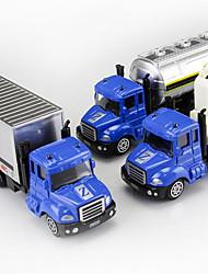 Недорогие -Playsets автомобиля Пожарная машина Пластик Детские Подарок Актеры и игрушки Экшн-игры