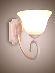 baratos -Simples / Moderno / Contemporâneo Luminárias de parede Metal Luz de parede 110-120V / 220-240V 60W