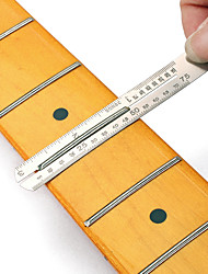 Guitar Fret Repair Measure Tools Fretboard Fingerboard Protector Plate Fit For Banjo Manduolin Bass Music Instruments